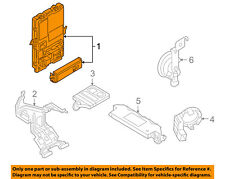 FORD OEM 05-06 Mustang Keyless Entry-Control Module 5R3Z15604DC
