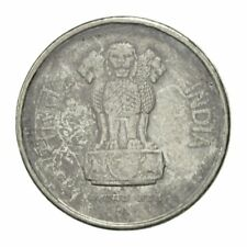 [#431685] Coin, INDIA-REPUBLIC, 10 Paise, 1996, EF(40-45), Stainless Steel