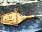 1940's Vintage Wooden Spaulding OLYMPIC Tennis Racquet W Canvas Cover & Frame
