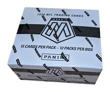 2020 Panini Mosaic Nfl Football Cards Factory Sealed 12 Cello Fat Multi Pack Box