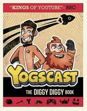 Yogscast: the Diggy Diggy Book (New Hardback Book) 9781407163994