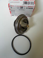 COOLANT THERMOSTAT AND O RING SEAL BMW 3 5 6 SERIES FEBI 17898 075121113D NEW