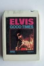 Elvis Presley Good Times 8-Track CPS1-0475