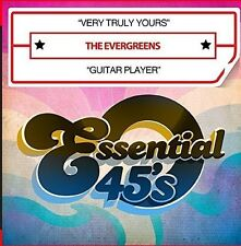 Very Truly Yours / Guitar Player - Evergreens (2015, CD NIEUW)