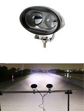 "For Kawasaki 4"" 20W Motorcycle Spot LED Passing Light Work 4D LENS Light 2PCS"