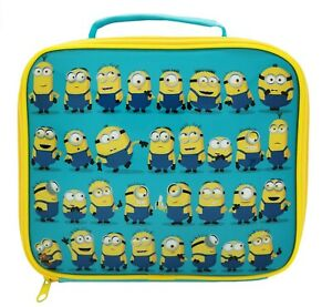 More Than a Minion Despicable Me Insulated Reusable Lunch Bag