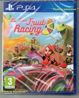ALL STAR FRUIT RACING   'New & Sealed'   *PS4(Four)*