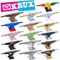 "KRUX - Skateboard Trucks - Assorted Prices, Styles & Sizes 7.5"" 8.0"" 8.25"" 8.5"""
