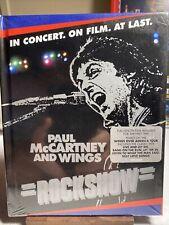 Paul McCartney and Wings - Rockshow (Blu-ray Disc, 2013)