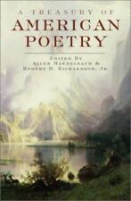 A Treasury of American Poetry (2003, Hardcover)