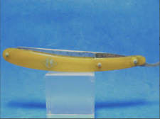 Vintage straight razor Puma 295 Solingen steel without box. Collectible