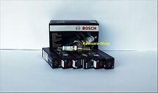Bujías Bosch 0242235663 6 piezas WR 7 DC + WR 7D 1 7900 0242235909