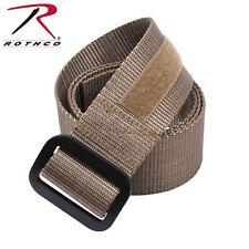 Rothco BDU Web Belt Adjustable Size XXL - Coyote AR 670-1 Compliant