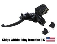Right Disc Black Hydraulic Brake Lever for APOLLO Dirt Bikes Handle Front 9.5mm Thick