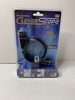 BELL+HOWELL Clever Scope Flexible Flashlight With Magnets Desk Lamp Bike Light
