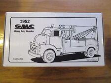 First Gear 1952 GMC SALES Heavy Duty Wrecker 1/34 scale #10-1035 w Free ship!