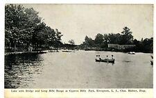 Evergreen Brooklyn/Queens LI NY-LONG RIFLE RANGE-CYPRESS HILLS PARK- Postcard