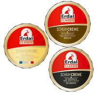 3x Erdal Classic Schuhcreme DOSE Braun Schwarz und alle Farben pflegt & schützt