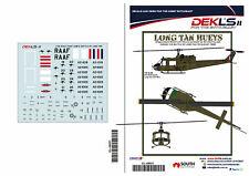 1/48 UH-1B Iroquois - RAAF Long Tan DEKL's II