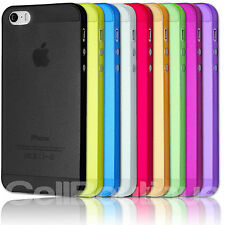 For Apple iPhone Case 4 4s 5 5s 6 6s se 5c 7 8 Plus Ultra Slim Cover Back