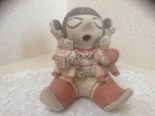"Dorothy Trujillo Cochiti Pueblo Pottery Storyteller Native American Indian 5"""