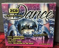 100 Dance Collection 2 CD Nuovo Volume 1 7 Toto YmcaTthe Rhythm of the Night N
