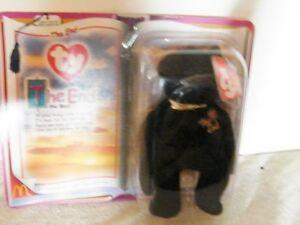2000 McDonald's Ty Teenie Beanie Babies #11 The End the Bear NIP