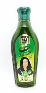 🇬🇧DABUR AMLA GOOSEBERRY HAIR OIL MAKES HAIR LONG STRONG & THICK 180ML