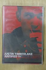 Justin Timberlake - Justified the Video -  (D72)