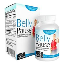 BELLY-PAUSE: Menopause Weight Loss Pills / Supplement