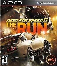 Need For Speed: The Run, Playstation 3 game, no manual, TESTED, GUARANTEED