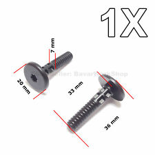 1X  Lower Side Sill Rivet, Rocker Trim Panel Retainer for BMW