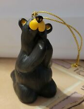 Bear Feets Crafted by Jeff Fleming - Adorable Bear Ornament