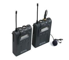 Boya WM6 Wireless Microphone system
