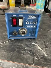 Hios Clt-50 Power Supply w/ CL4000