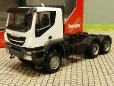 1/87 Herpa Iveco Trakker 6×6 3-Achs ZM weiß 310529