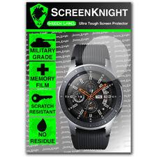 ScreenKnight Samsung Galaxy Watch 46mm SCREEN PROTECTOR - Military Shield