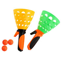 Pop and Catch Ball Game Toys Outdoor Yard Fun Sports Game for Kids Children