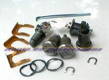 1963 Impala Biscayne Chevy Ignition  Door Trunk Glove lock set  locks keys new