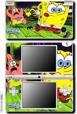 Spongebob Squarepants SKIN STICKER for NINTENDO DSi #1