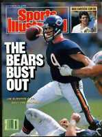 SPORTS ILLUSTRATED SEPTEMBER 12 1988 JIM MCMAHON