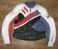 """ Schuh "" Damen- Motorcycle - Combination Leather Jacket/Biker Jacket IN Approx."