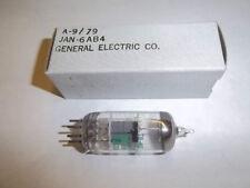 GE JAN 6AB4, vintage electron tube