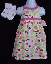 Gymboree Girls 18 24 Months Dress Socks * Berry Sweet * NWT