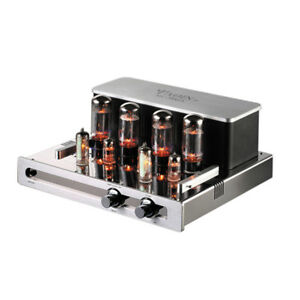 YAQIN MC-5881A 5881A 6N1 6E2 21WPC Vacuum Tube HiFi Intergrated Amplifier