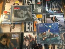 Eros Ramazzotti [11 CD Alben] Dove c'è musica Nuovi eroi Live Tutte Storie 9 etc