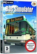 Bus Simulator (PC DVD) BRAND NEW SEALED
