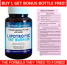 HOODIA FAST FAT BLOCKER SLIMMING PILLS LOSE LOSS LOW WEIGHT SLIM & FATBURNER 1