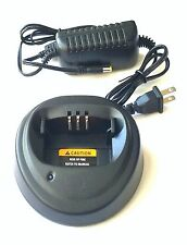 Rapid Quick Charger for Motorola CP200 CP200D CP150 EP450 PR400 Radio Battery
