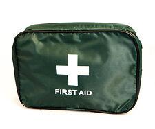 First Aid / Paramedic Green Travel Kit Bag